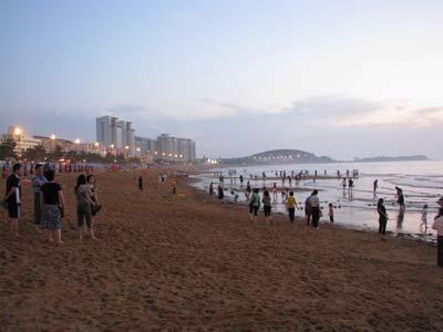 пляж_вечер